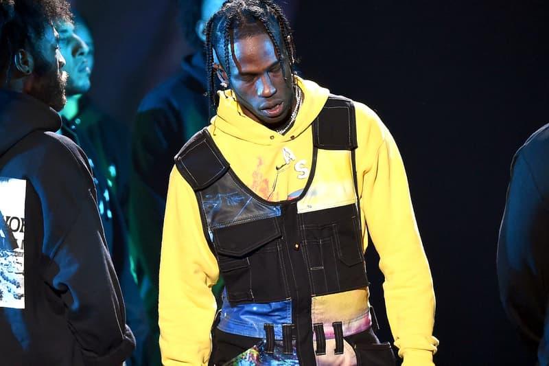 Watch the 2018 MTV VMAs Performances Travis Scott Post Malone Logic Nicki Minaj Ariana Grande Aerosmith