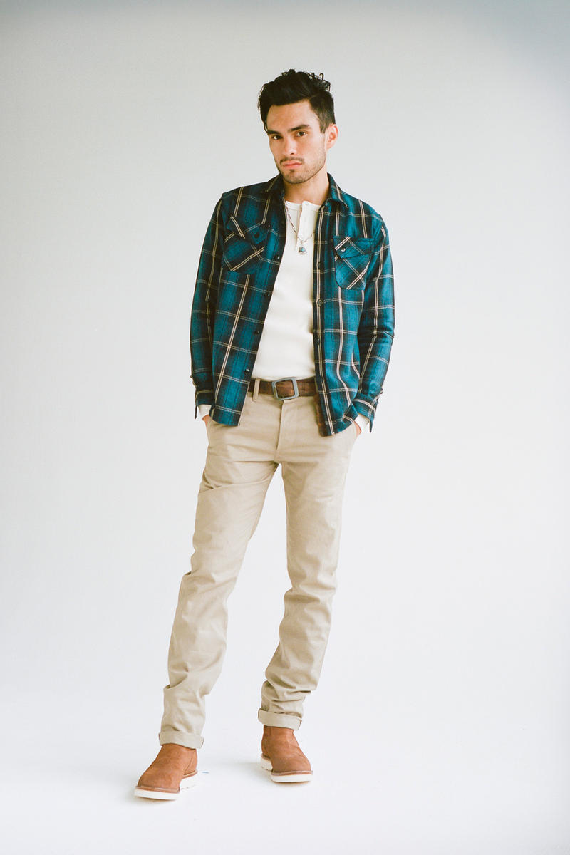 3sixteen fall winter 2018 fw18 collection jackets shirts hats pants denim jeans coats outerwear