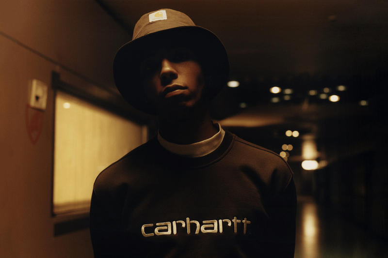 Carhartt WIP sample sale new york city lower east side august 17 18 19 2018 date announcement event LES allen street usa work in progress spring summer
