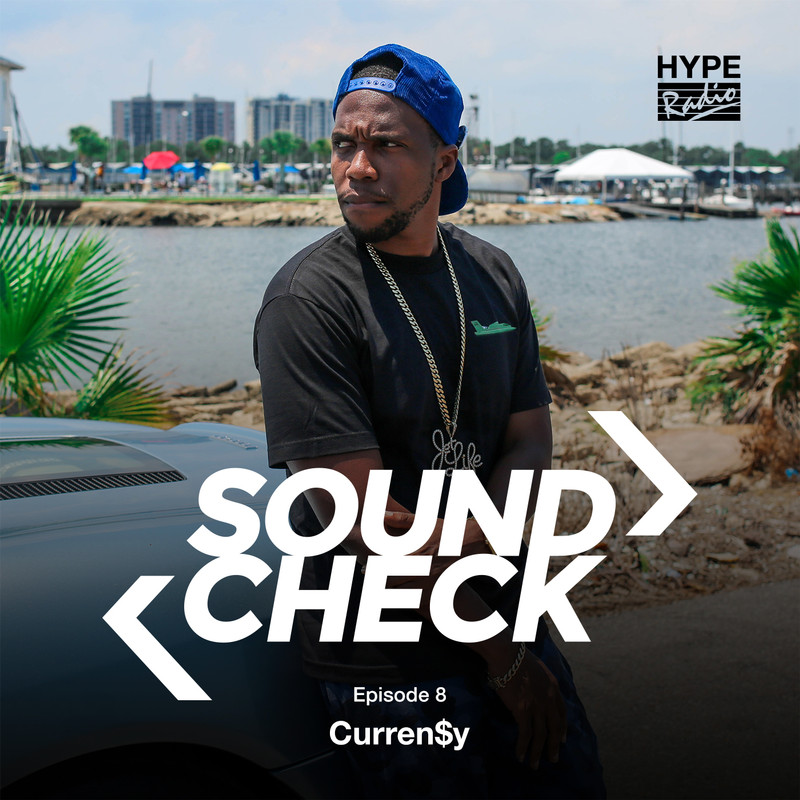 Sound Check #8: Curren$y Will Continue His 'Pilot Talk' Series With Help From Next-Gen Rappers