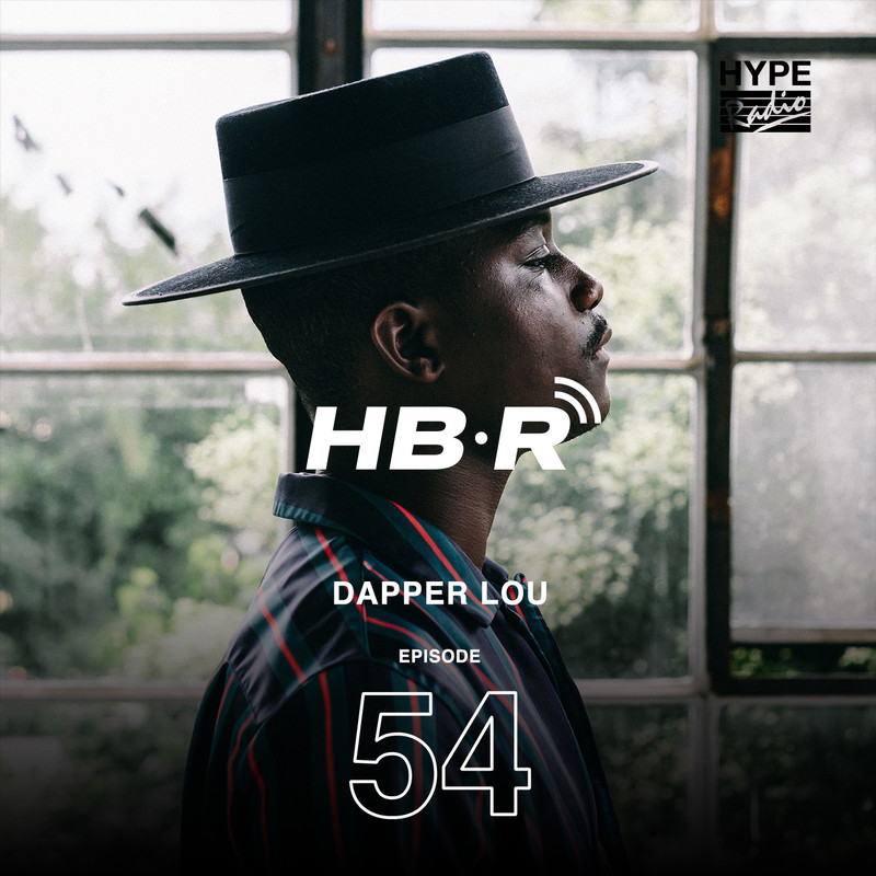 #54: Dapper Lou Doesn't Want Your Instagram Likes, He Wants to Spark Your Cultural Curiosity