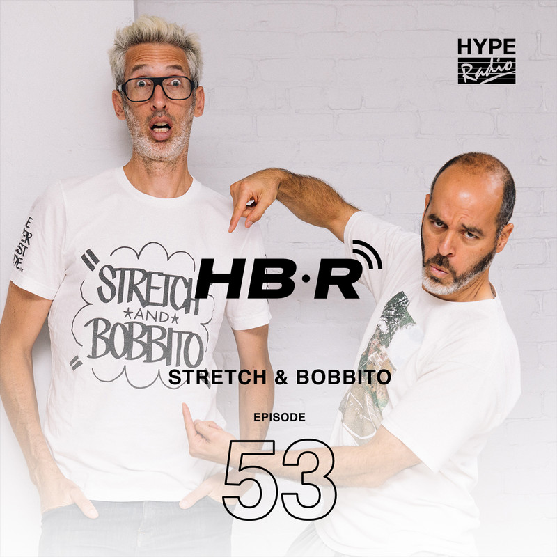 #53: What's Good With Stretch & Bobbito?