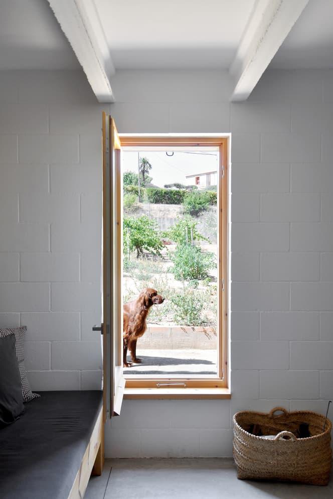 Tor Studio Rosa Hereu Planellas Jonte Norin guest house spain design interior architecture single room makeover fix up