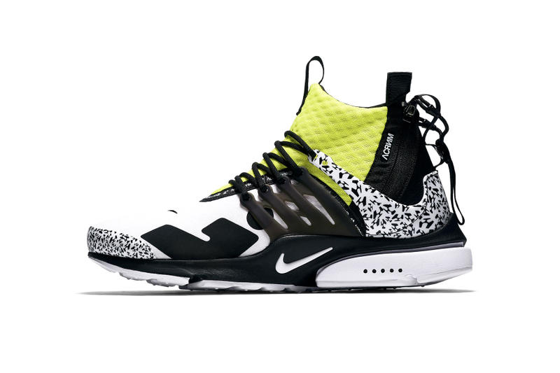 best cheap 7e2c2 e3928 ACRONYM x Nike Air Presto Mid 2018 First Look | HYPEBEAST