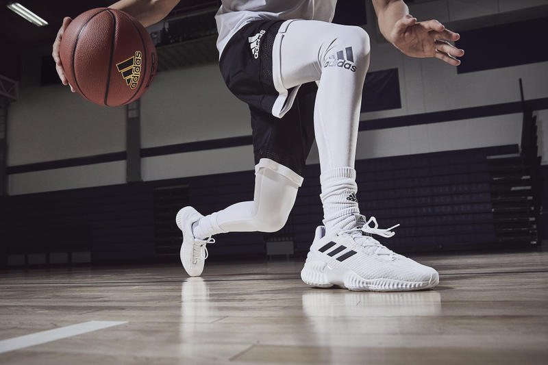 87bb2e8bbe895 adidas basketball pro bounce mad bounce footwear october 2018 Donovan  Mitchell Zach LaVine Kristaps Porzingis Chiney
