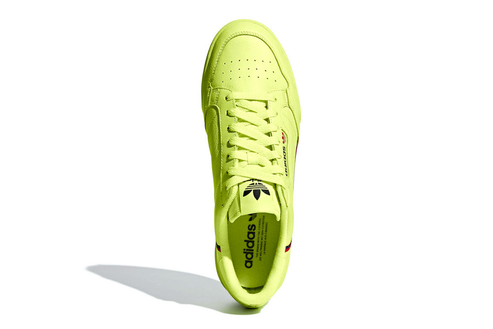 adidas Unveils New Continental 80 Color