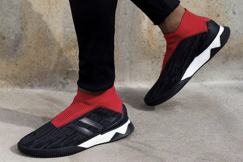 super popular 1e69d dedef adidas Predator Tango 18+ TR BlackRed Release  HYPEBEAST