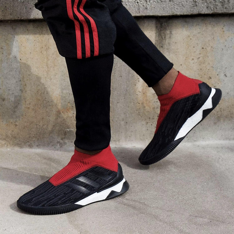 adidas Predator Tango 18+ TR Black/Red