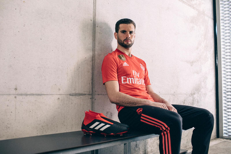 adidas Football Real Madrid Third Jersey Kit 2018/19 Cop Purchase Buy Karim Benzema Gareth Bale Marcelo Parley For the Oceans