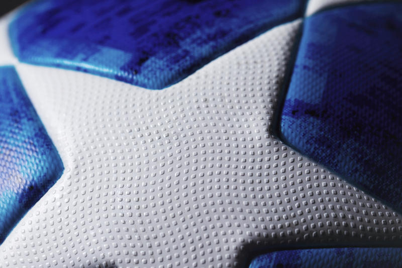 adidas Football Unveil UEFA Champions League Match Ball Sport Blue Graphic White Star Panels 2018 2019 Season Inverted Reverse
