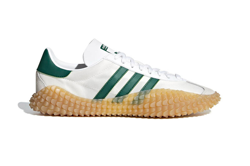 "adidas Originals Kamanda Country ""White/Green"" First Look release date sneaker colorway price purchase"