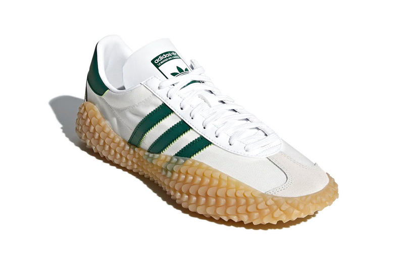 """adidas Originals Kamanda Country """"White/Green"""" First Look release date sneaker colorway price purchase"""