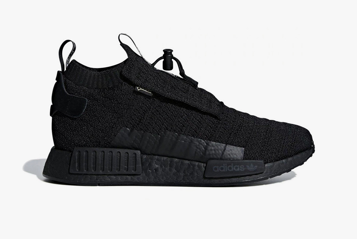 """68d01555b A First Look at the adidas NMD TS1 GORE-TEX """"Triple Black"""""""