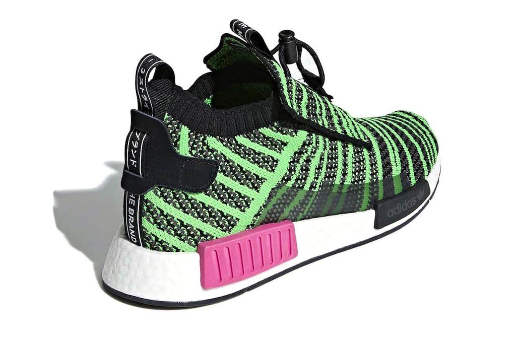 "adidas NMD TS1 ""Shock Lime"" | HYPEBEAST"