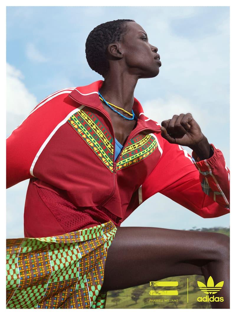 adidas Originals Pharrell Williams SOLARHU Lookbook Trainers Kicks Shoes  Footwear Sneakers Cop Purchase Buy Available Soon 4807a0efc