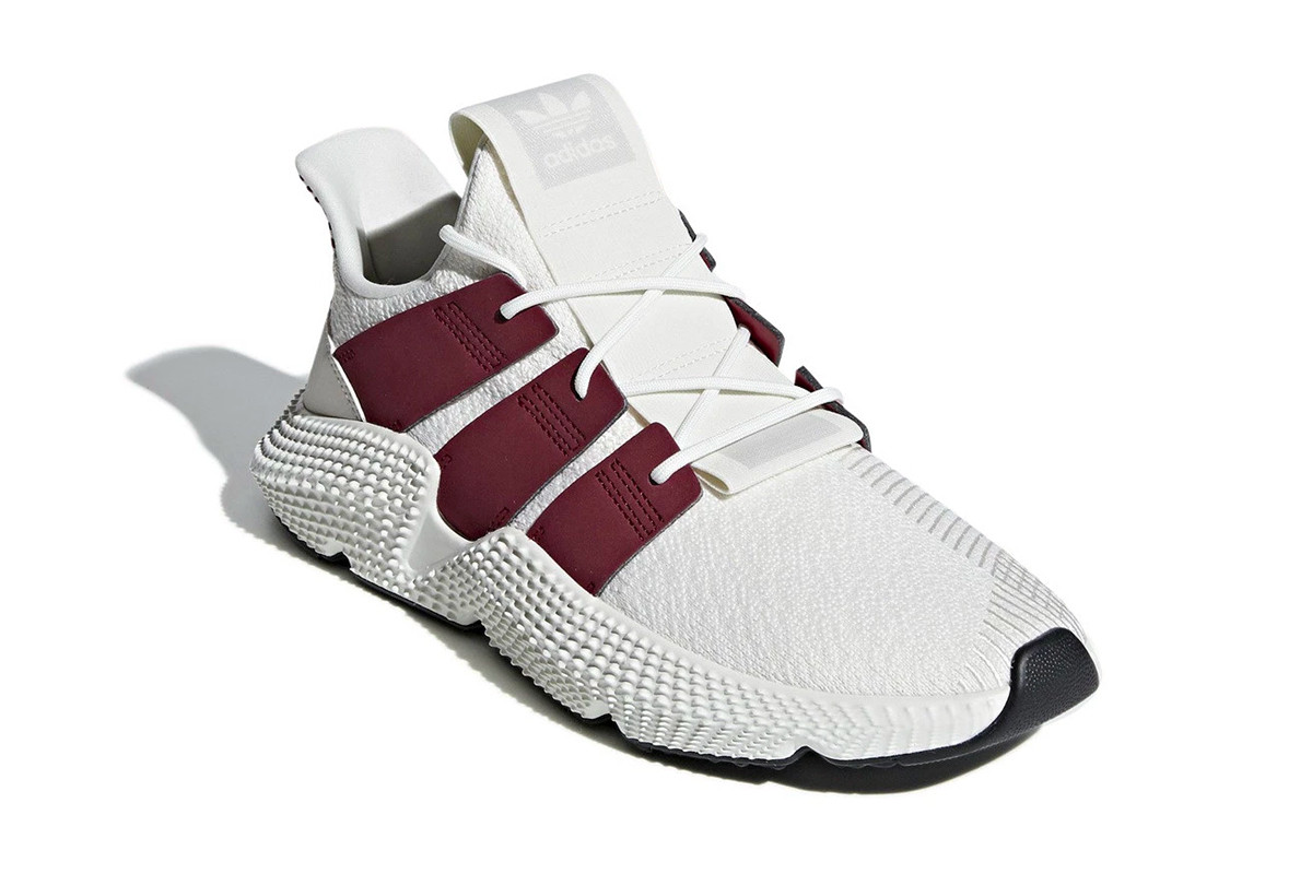 """adidas Prophere """"Cloud White/Noble"""