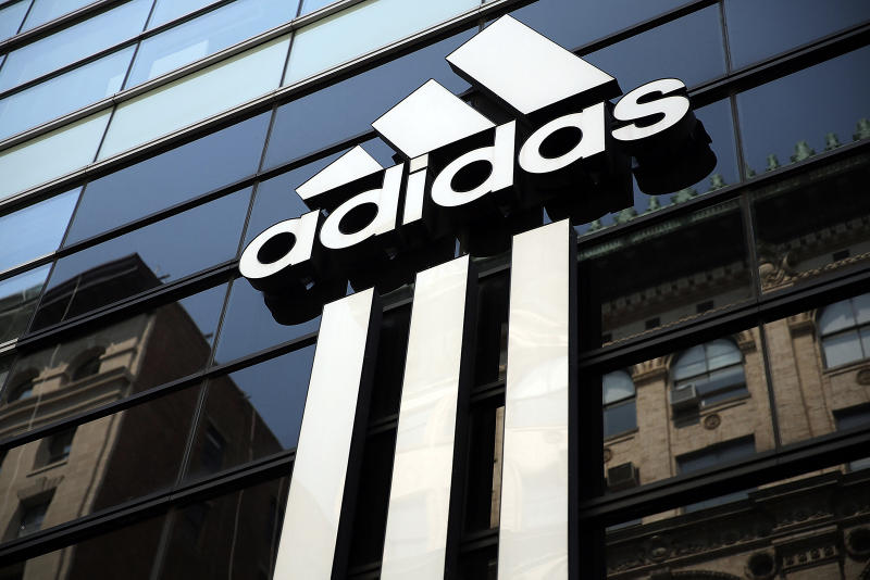 adidas Q2 10% Sales Rise World Cup Growth Football Kits Kasper Rorsted Performance Sports Finance Results Year Quarter