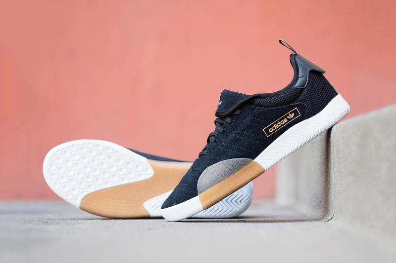 adidas skateboarding 3st 003 sneaker release date info colorway shoe skating september 1 2018 buy sell sale suede navy adituff
