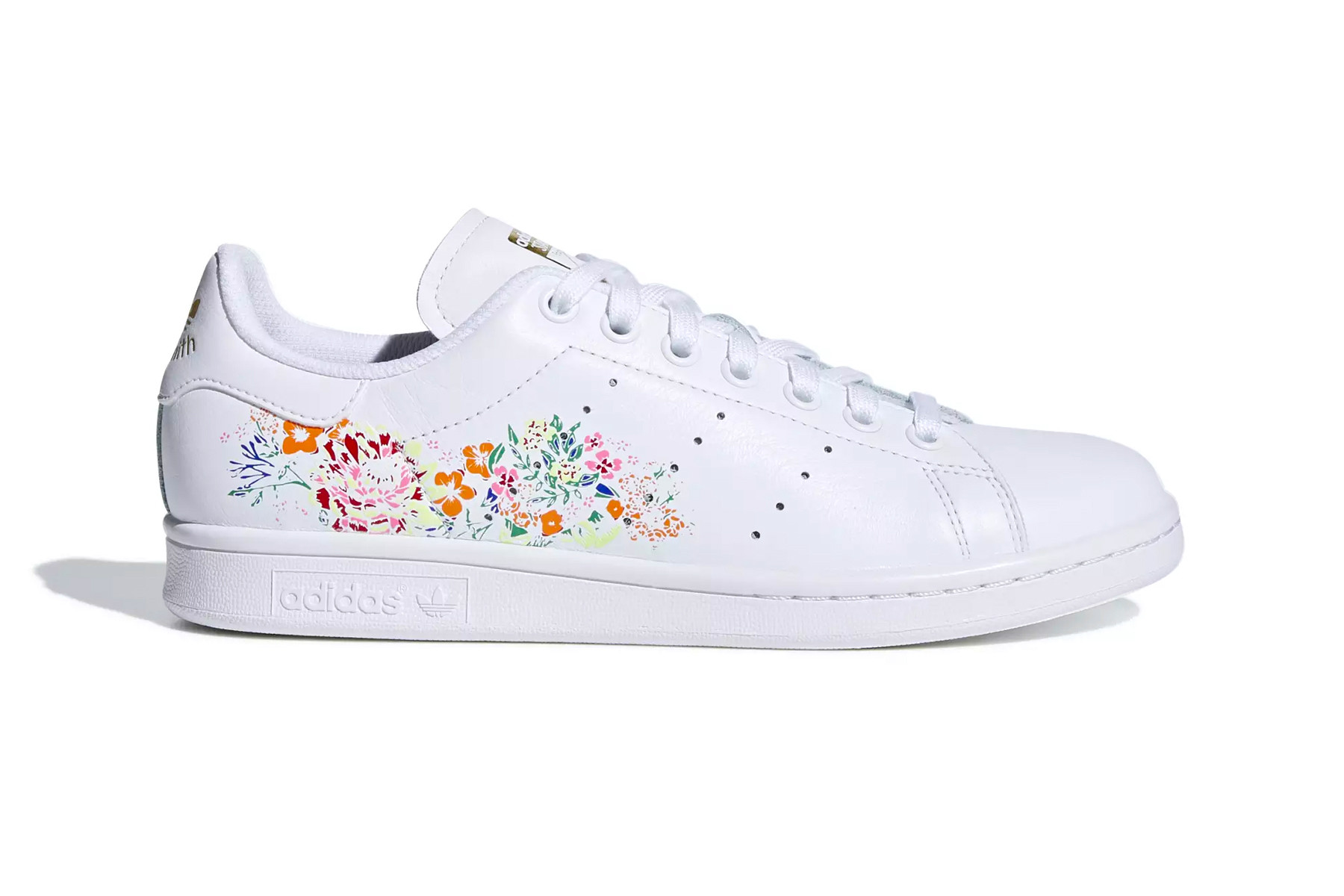 adidas Drops More Floral-Themed Stan