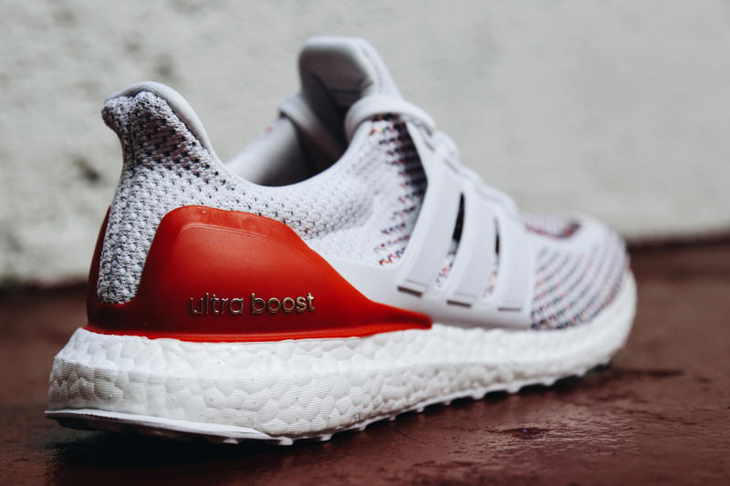 f87beafa7 adidas Ultraboost Multicolor Rerelease Info sneakers running german  footwear colorful white three stripes foot locker flat