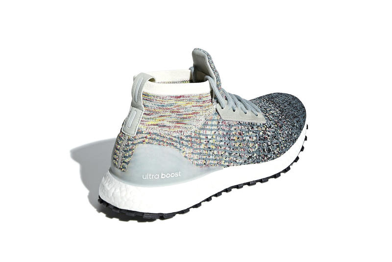 adidas UltraBOOST ATR Mid release info grey black red yellow blue ash silver carbon
