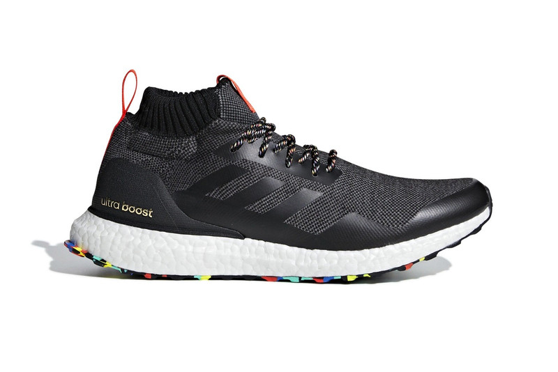 huge selection of 381cc 0c2eb adidas is launching its UltraBOOST Mid model in two new colorways via a