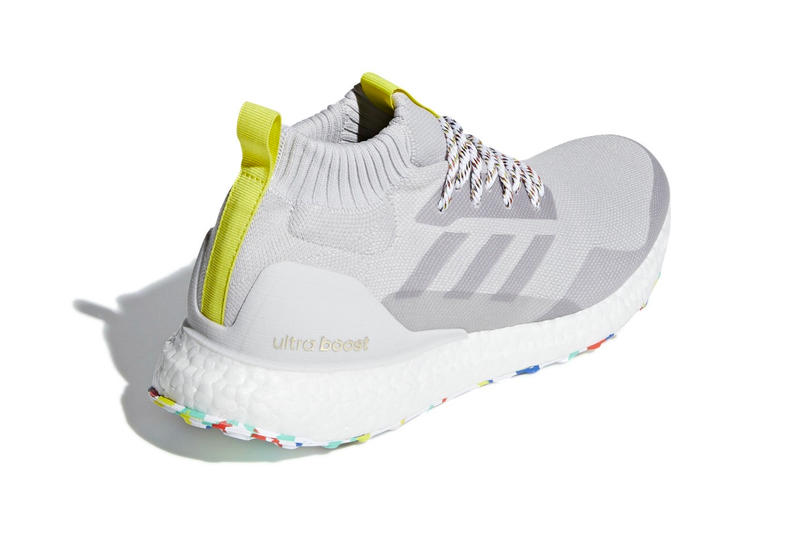 "adidas UltraBOOST Mid ""Multicolor Pack"" Release date white black colorway sneaker price info purchase"
