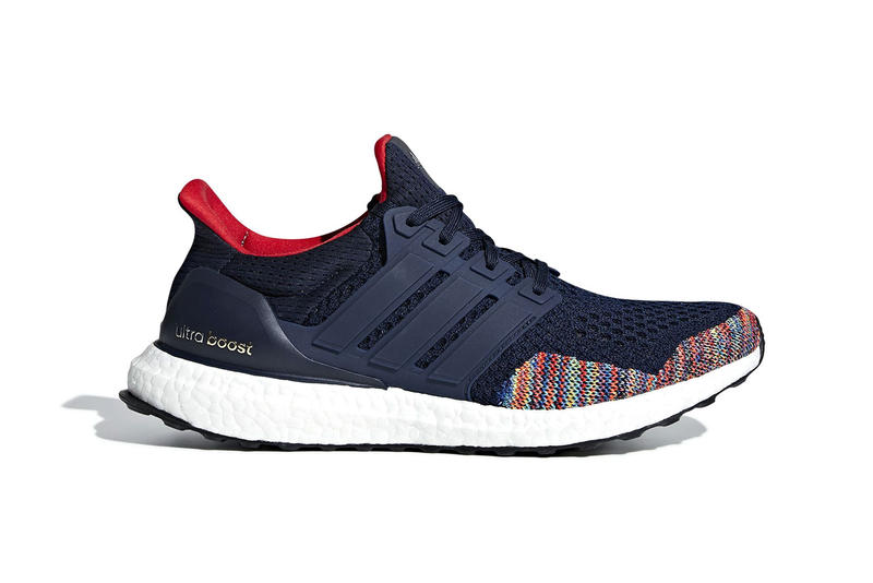 adidas ultraboost restock 2018 footwear cream white multi navy multi