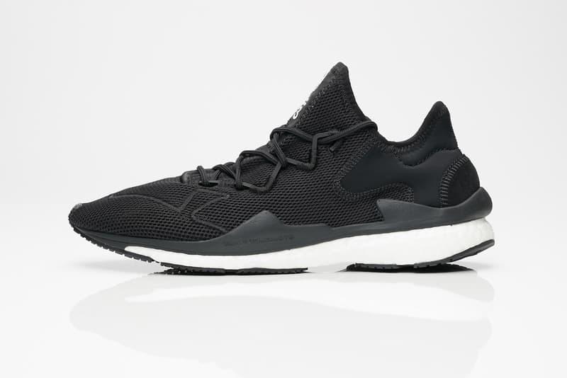 adidas Y-3 adizero Runner Black Mesh Neoprene Yohji Yamamoto