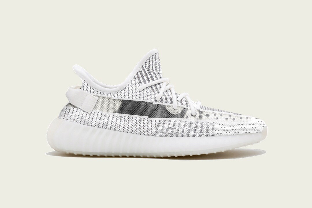 adidas YEEZY BOOST 350 V2 \'Static\' First