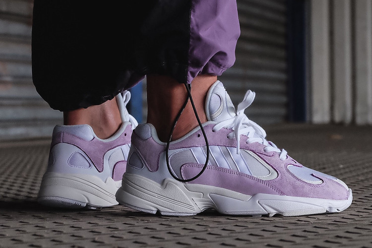 A First Look at the adidas Yung-1 in Purple   Grey e8bbac965