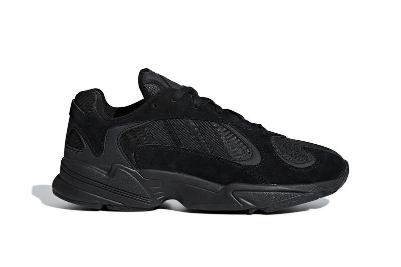 adidas yung 1 triple black adidas originals 2018 footwear