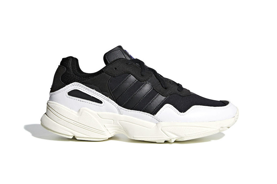 ab94f53af5b adidas Yung-96 in Black   White Release Date