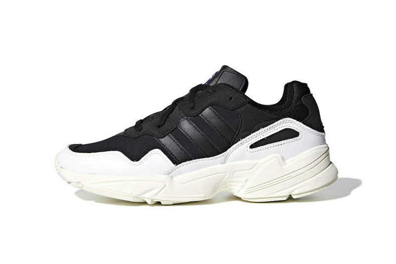 4e3a0de7f07b31 adidas Yung-96 in Black   White Release Date
