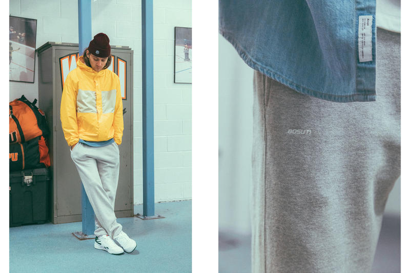 Adsum Fall Winter 2018 Collection Lookbook 1972 summit series hockey canada russia