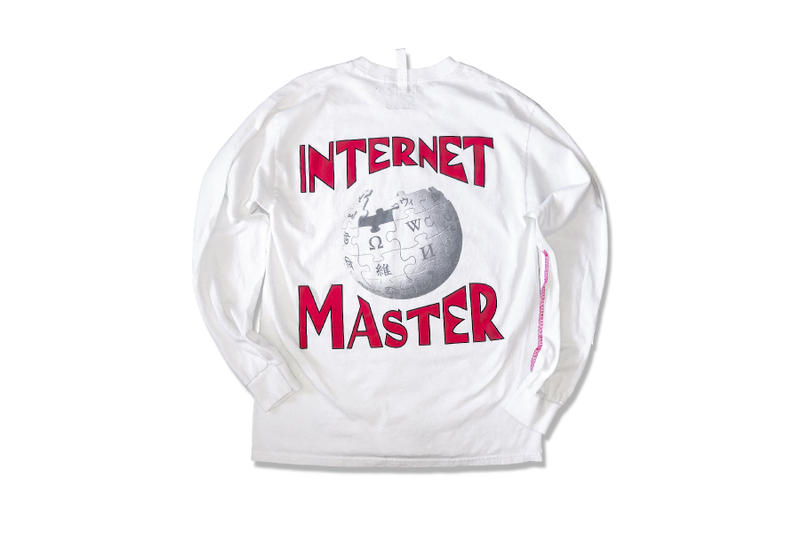 Advisory Board Crystals Wikipedia T Shirt Collaboration Internet Master White Wikimedia Donation