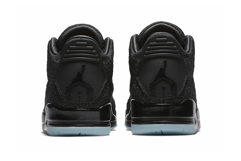 c096b2be114 Air Jordan 3 Flyknit Official Release Date Nike SNKRS Drop Info Black Cat