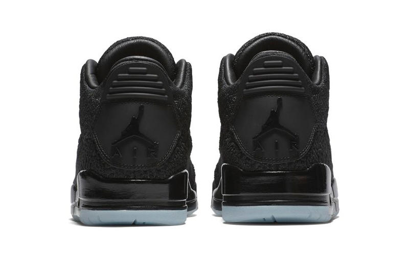Here's Where to Buy the Air Jordan 3 Flyknit black elephant print