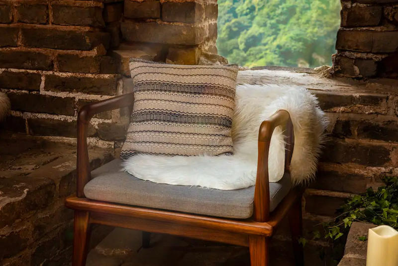 Airbnb Great Wall of China Room Listing overnight stay beijing contest enter price
