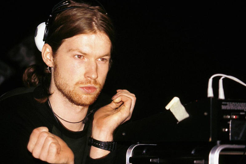 Aphex Twin 'Collapse' EP Teaser