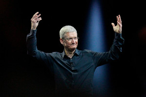 "Apple CEO Tim Cook Says Spotify Is ""Draining the Humanity Out of Music"""