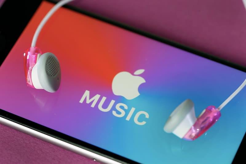 "Apple Music ""Friends Mix"" Personalized Playlist Listen Stream Songs Premium Service Tim Cook Spotify Algorithm"