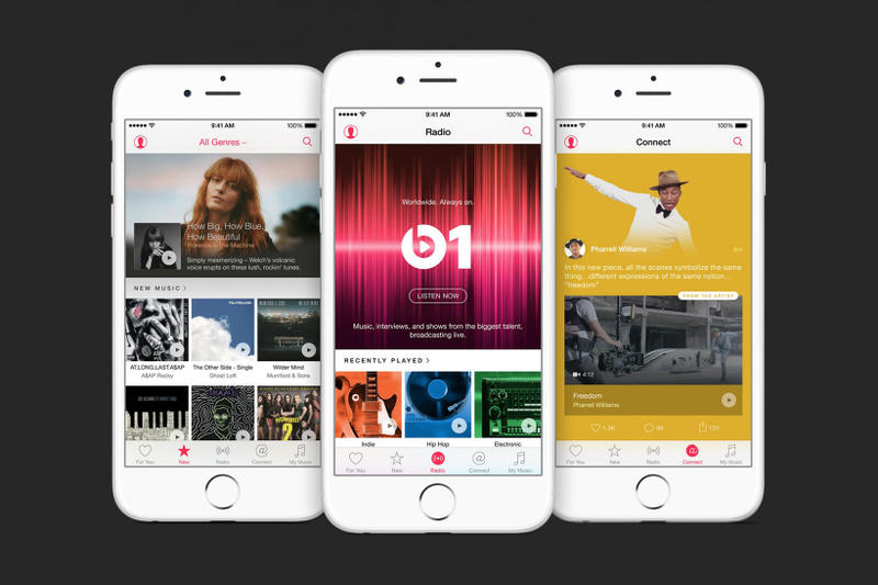 "Apple Music ""Friends Mix"" Personalized Playlist Listen Stream Songs Premium Service Tim Cook Spotify Algorithm"