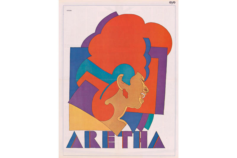 aretha franklin exhibition smithsonian national portrait gallery exhibition artwork milton glaser