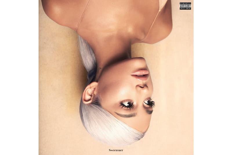 Ariana Grande Sweetener Album Stream Missy Elliott Nicky Minaj Pharrell