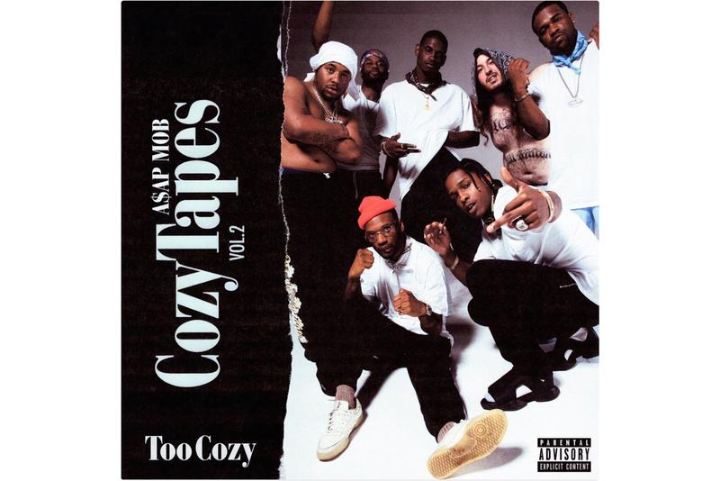 A$AP Mob 'Cozy Tapes Vol. 2: Too Cozy' Album Stream