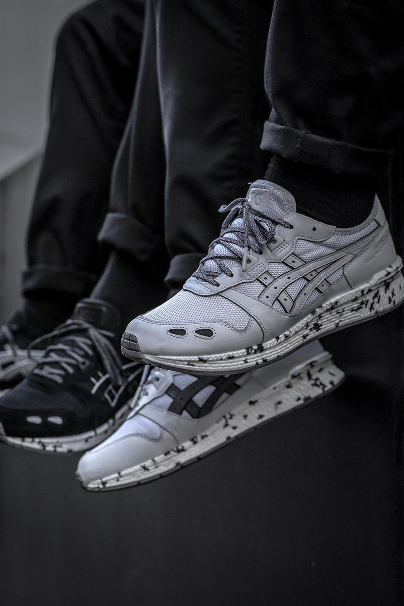 Get a Closer Look at the Visionarism x ASICSTIGER HyperGEL Pack For Foot Locker