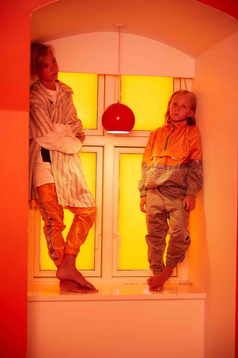 Astrid Andersen SS19 Copenhagen Fashion Week spring summer 2019 jackets shirts outerwear pants shorts sandals hats coats