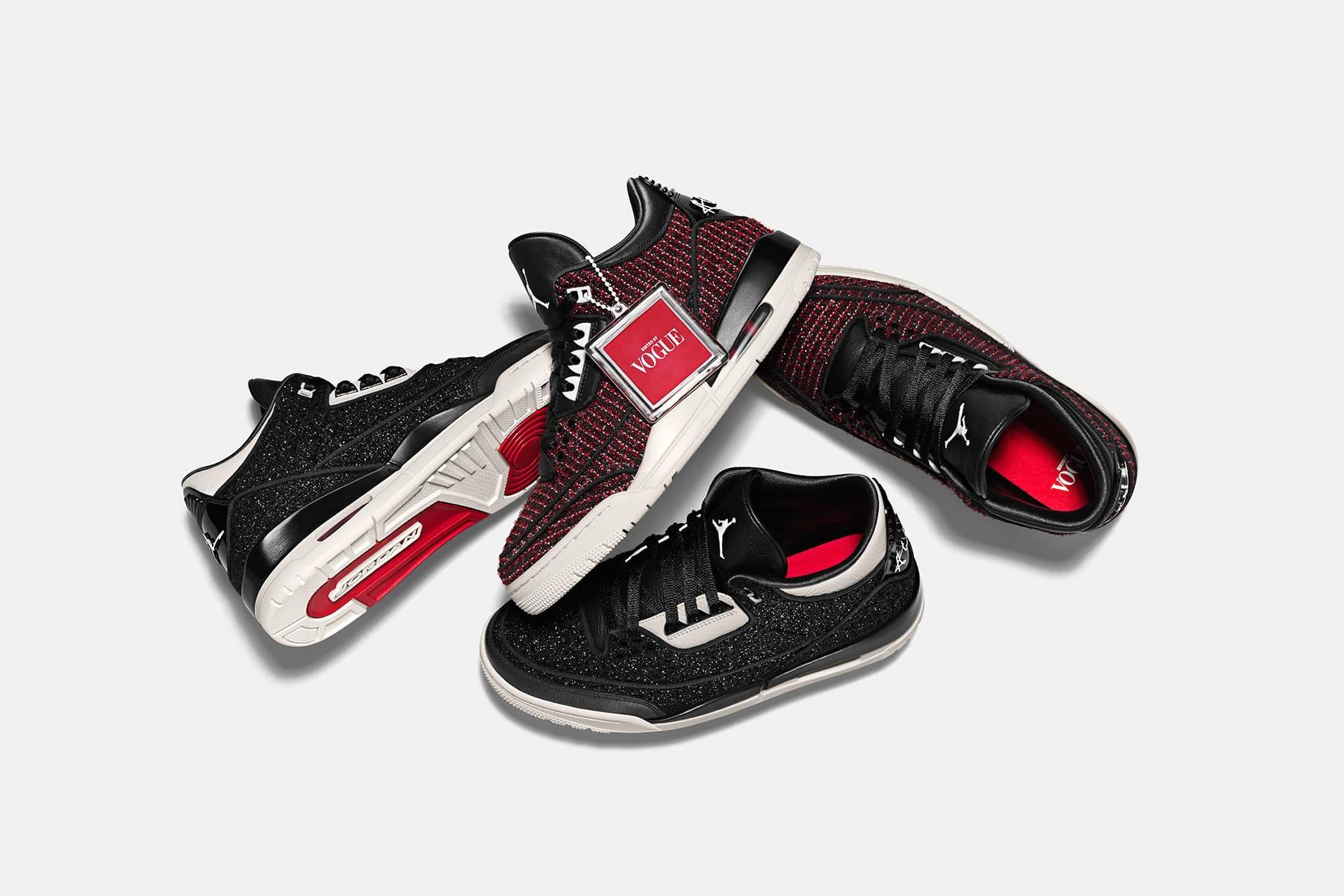 AWOK x Air Jordan 3 Release Date