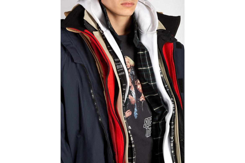 bae40de17 Balenciaga FW18 Seven-Layer Parka Coat Pre-Order | HYPEBEAST
